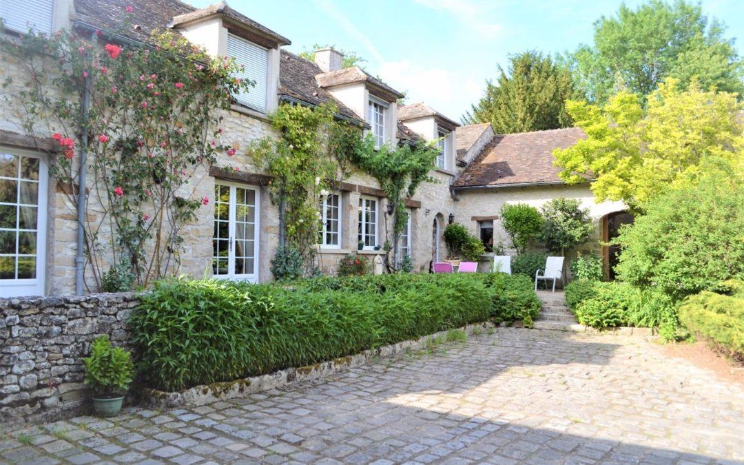 Comment faire l'achat d'une maison à Milly-la-Forêt ?