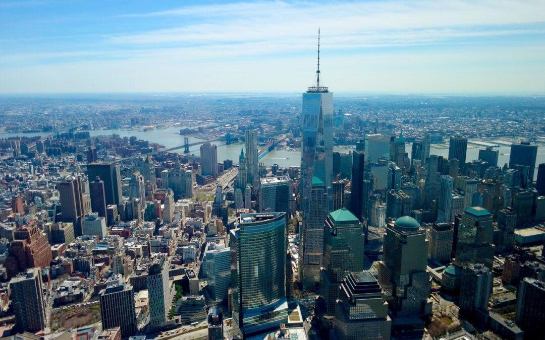 One World Trade Center : De Cornerstone à Skyscraper, on vous raconte
