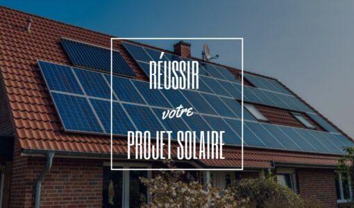 Passer à l'énergie renouvelable grâce aux panneaux solaires