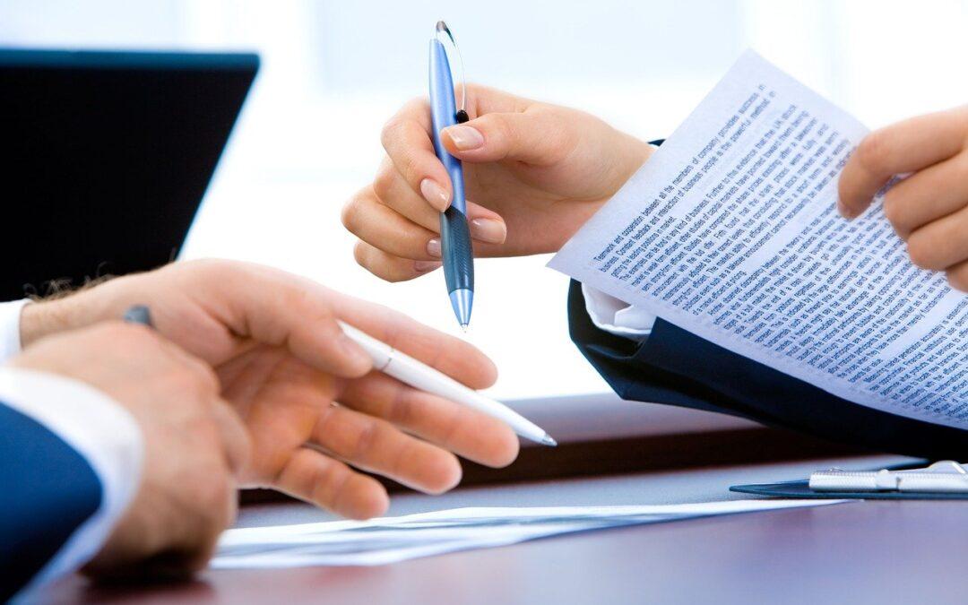Contrat d'affaires : créer un plan d'urgence
