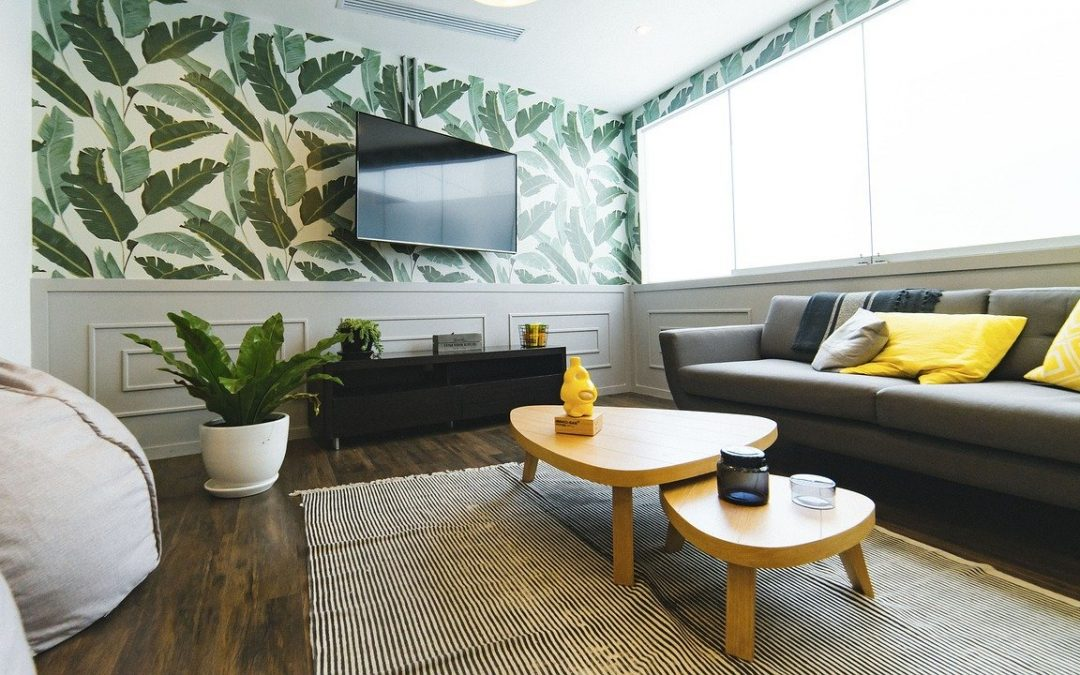 Décoration du salon 2021 : Nouvelles tendances et idées de design les plus intéressantes