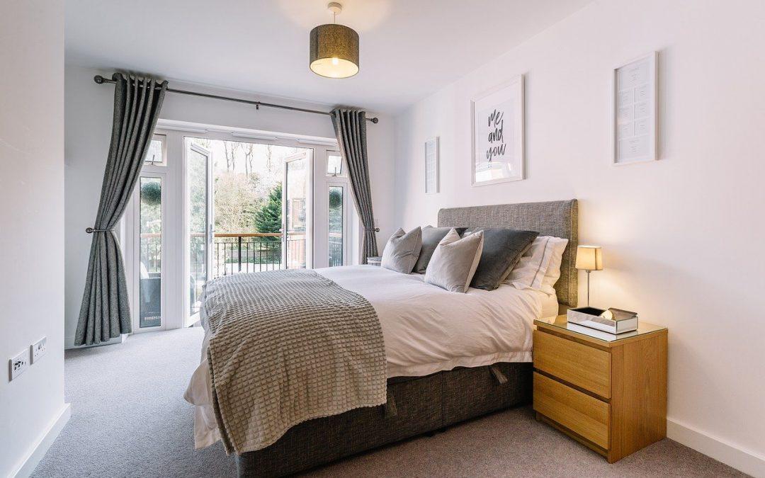 Nouveau design de décoration de la chambre à coucher tendances 2021