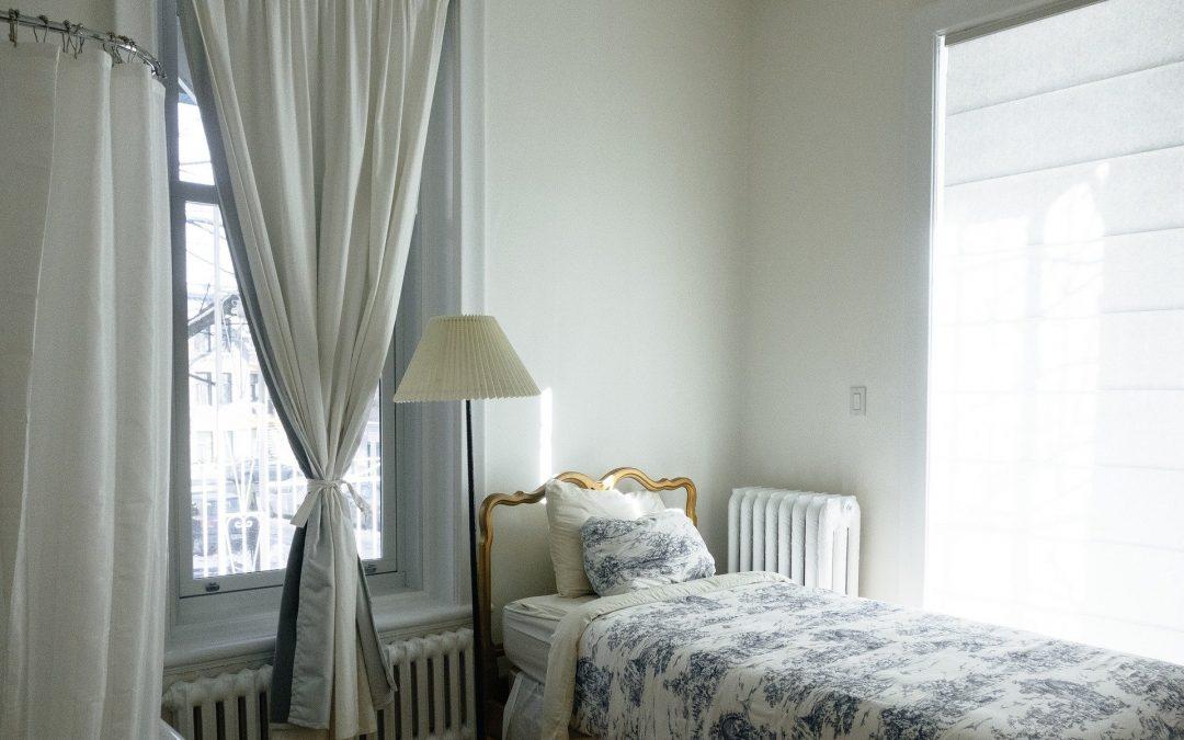 Nouveaux designs de décoration pour les tendances de rideaux 2020-2021