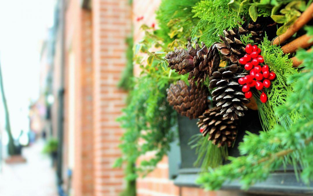 Une transformation de fenêtre pour les fêtes