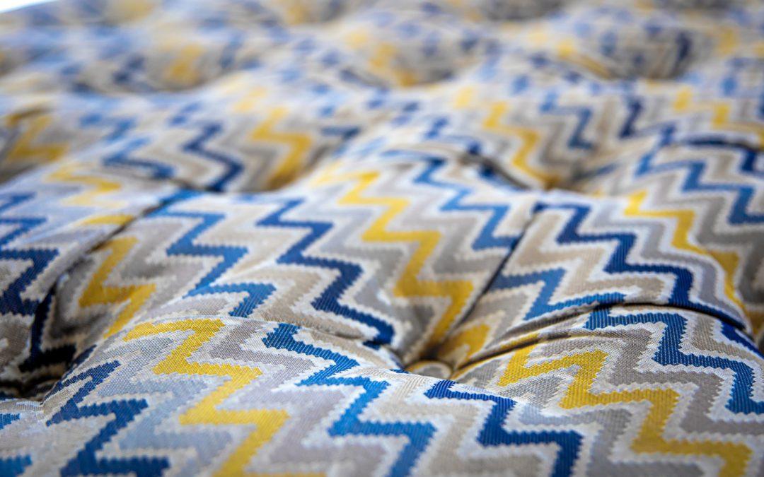 Tissu Perennials. Est-il le plus durable pour un canapé ? Mes conseils de décoration