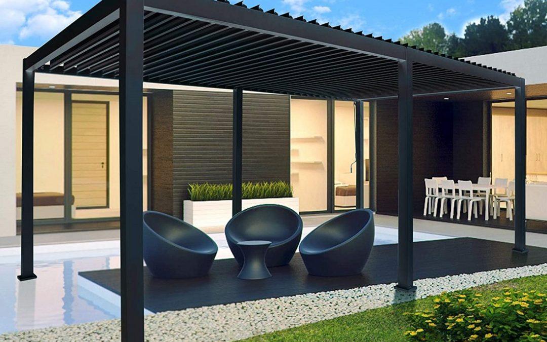 Améliorer votre design d'extérieur grâce à une pergola
